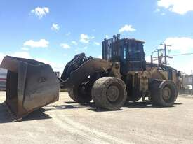 Caterpillar 980G Loader/Tool Carrier Loader - picture0' - Click to enlarge