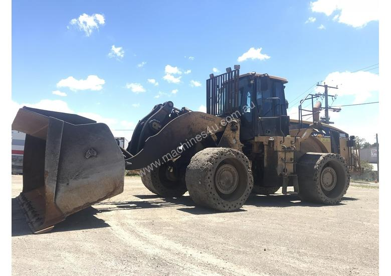 Caterpillar 980G Loader/Tool Carrier Loader