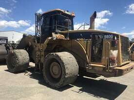 Caterpillar 980G Loader/Tool Carrier Loader - picture2' - Click to enlarge