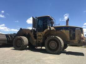 Caterpillar 980G Loader/Tool Carrier Loader - picture4' - Click to enlarge