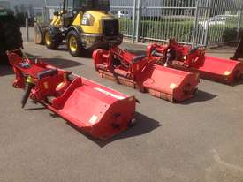 Howard Trimax Warlord S3 235 Tractor Mulcher - picture3' - Click to enlarge