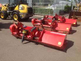 Howard Trimax Warlord S3 235 Tractor Mulcher - picture4' - Click to enlarge