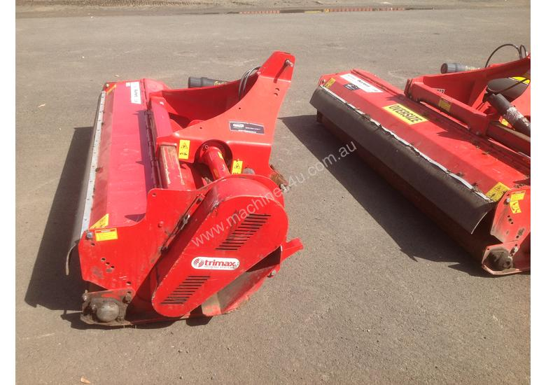 Howard Trimax Warlord S3 235 Tractor Mulcher
