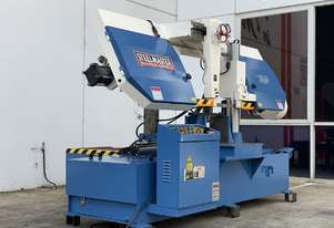 SM-H-500 - Heavy Duty Twin Column Semi Auto Bandsaw - 580mm x 500mm Capacity