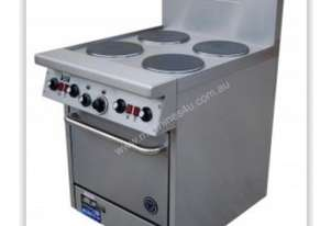Goldstein Electric H S Convection Range Oven