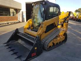 2016 CAT 249D TRACK LOADER WITH LOW 306 HOURS - picture0' - Click to enlarge