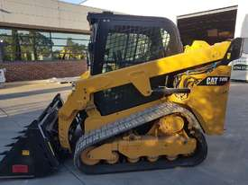 2016 CAT 249D TRACK LOADER WITH LOW 306 HOURS - picture1' - Click to enlarge