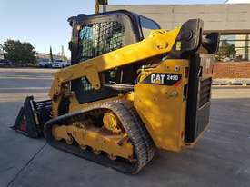 2016 CAT 249D TRACK LOADER WITH LOW 306 HOURS - picture2' - Click to enlarge