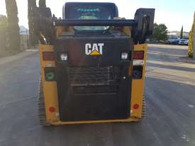 2016 CAT 249D TRACK LOADER WITH LOW 306 HOURS - picture3' - Click to enlarge