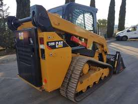 2016 CAT 249D TRACK LOADER WITH LOW 306 HOURS - picture6' - Click to enlarge