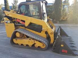 2016 CAT 249D TRACK LOADER WITH LOW 306 HOURS - picture7' - Click to enlarge
