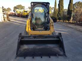 2016 CAT 249D TRACK LOADER WITH LOW 306 HOURS - picture9' - Click to enlarge