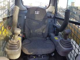 2016 CAT 249D TRACK LOADER WITH LOW 306 HOURS - picture11' - Click to enlarge