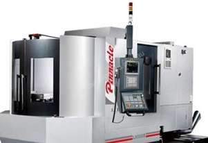 Pinnacle -  Horizontal Machining Center - Twin Tables                                         LH500B