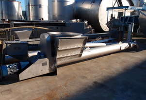 Tubular Screw Conveyor.