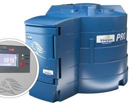 1000L Self Bunded Tanks - Suitable for diesel, petrol, engine oils & waste oil - picture2' - Click to enlarge