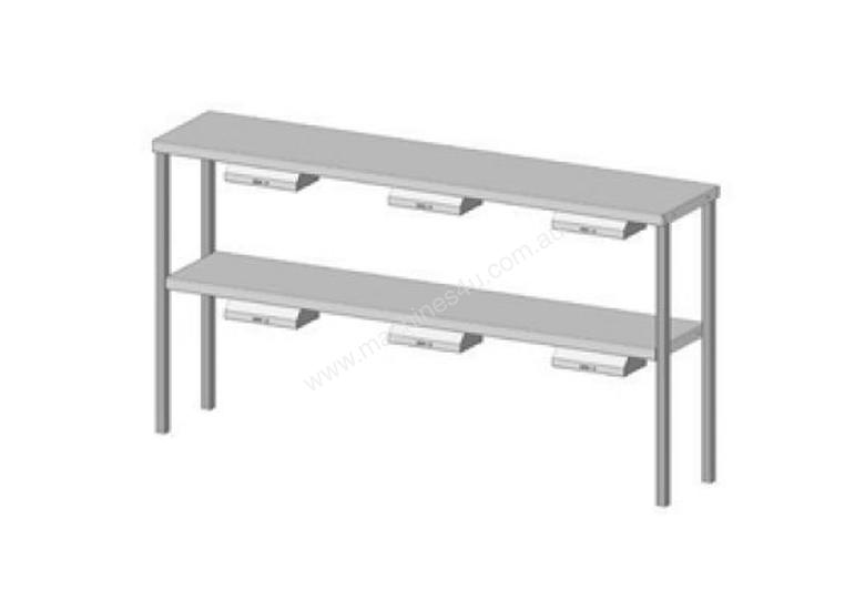 Culinaire CH.CDG.4H 4 Bay 2 Tier Gantry Dual Heated Shelves