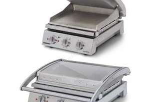 Roband GSA610S Grill Station, 6 slice smooth plates