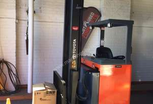 Toyota   FORKLIFTS 6FBRE12