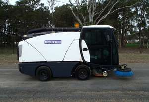MacDonald Johnston CN201 Sweeper Sweeping/Cleaning