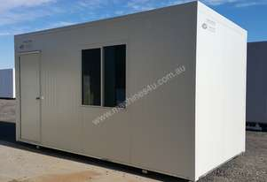 Gb Mcgregor 4.8m x 2.4m Site Office