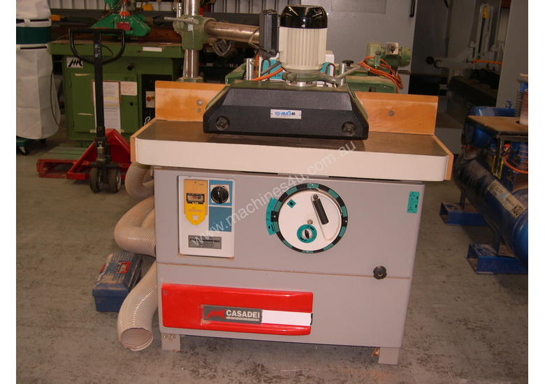 CASADEI F114 SPINDLE MOULDER