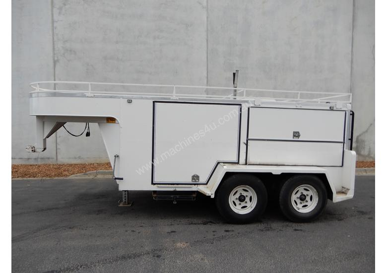 Workmate Tag Trade/Tool Trailer