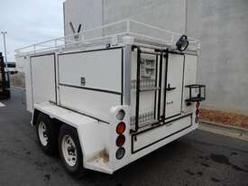 Workmate Tag Trade/Tool Trailer - picture3' - Click to enlarge