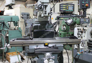 Machtech TMM 500 Milling Machine (415 Volt) Stock M4U 3269