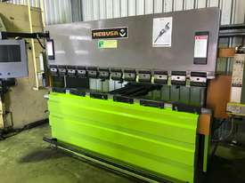 Used Mebusa CNC Hyd Pressbrake - picture0' - Click to enlarge