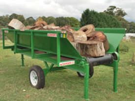 Superaxe Infeed Hopper - picture0' - Click to enlarge