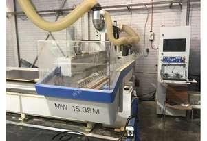 CNC Heavy Duty Nesting Machine