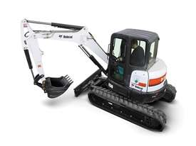 E50 Excavator - picture0' - Click to enlarge