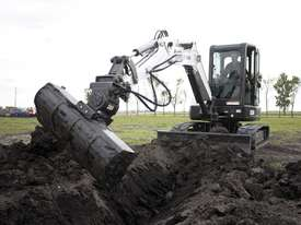 E50 Excavator - picture1' - Click to enlarge