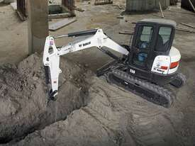 E50 Excavator - picture2' - Click to enlarge