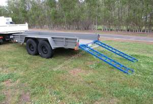 Polmac Tag Tag/Plant (with ramps) Trailer