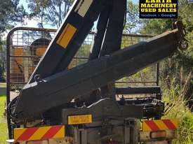 Volvo FL7 Flat Bed 6x4 with 4ton Crane & GPS.  - picture2' - Click to enlarge