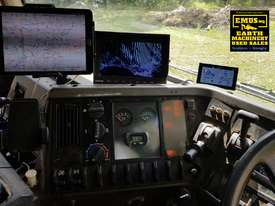 Volvo FL7 Flat Bed 6x4 with 4ton Crane & GPS.  - picture3' - Click to enlarge