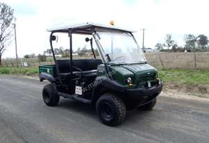 Kawasaki Mule 4010 ATV All Terrain Vehicle