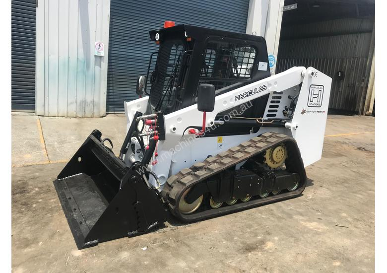 NEW 2018 Tracked Skid Steer Loader RSST75
