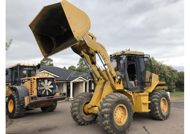12T WHEEL LOADER 133HP A/C Cab Computer Scales REVERSE CAMERA