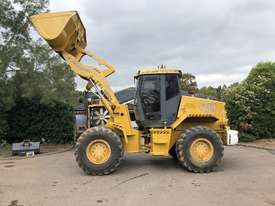 12T WHEEL LOADER 133HP A/C Cab Computer Scales - picture2' - Click to enlarge