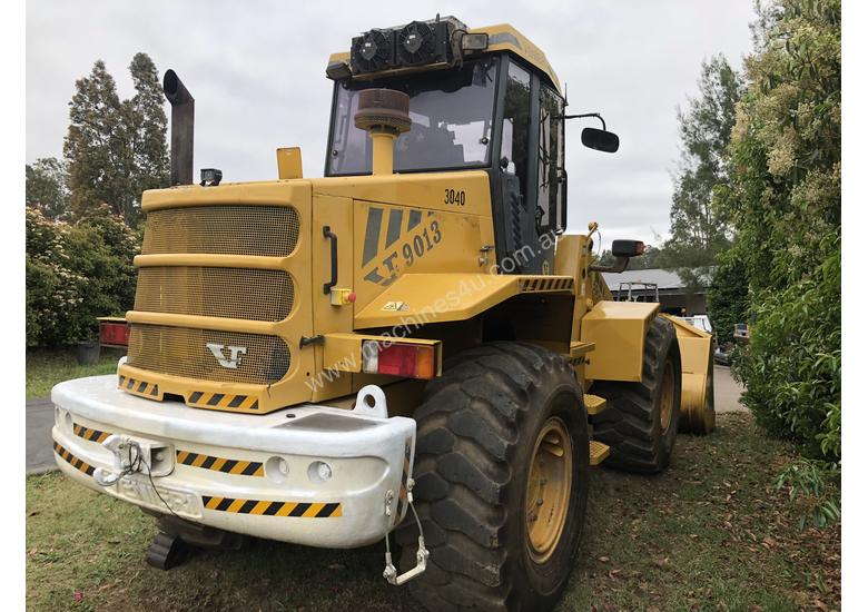 12T WHEEL LOADER 133HP  Same Size As CAT 924G