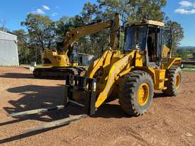 12T WHEEL LOADER 133HP  Same Size As CAT 924G - picture1' - Click to enlarge