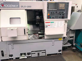 Goodway GLS-200 CNC Lathe - picture0' - Click to enlarge