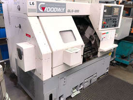 Goodway GLS-200 CNC Lathe - picture1' - Click to enlarge