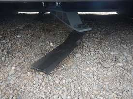 Unused 1800mm Hydraulic Brush Cutter to suit Skidsteer Loader - 10419-22 - picture5' - Click to enlarge