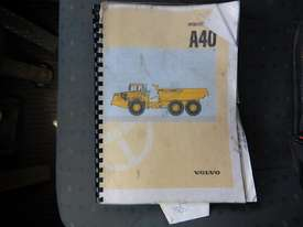 1998 Volvo A40 6x6 Articulated Dump Truck - picture19' - Click to enlarge
