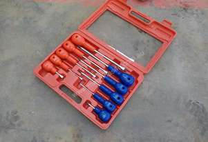 Unused 10pc Screwdriver Set - 3836-19
