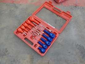 Unused 10pc Screwdriver Set - 3836-19 - picture0' - Click to enlarge